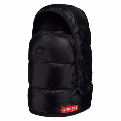 Airhole Airhood Packable Insulated - Black