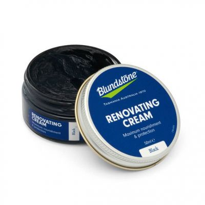 Blundstone Renovating Cream [50ml] - Black