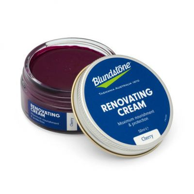 Blundstone Renovating Cream [50ml] - Cherry