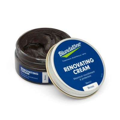 Blundstone Renovating Cream [50ml] - Brown