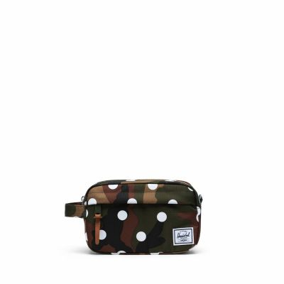 Herschel Wms Chapter Carry-On [3L] - Woodland Camo/Polka