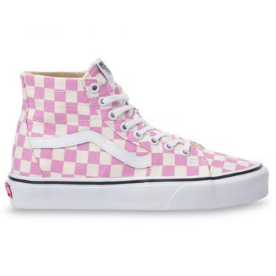 Vans Wms Sk8-Hi Tapered Checkerboard