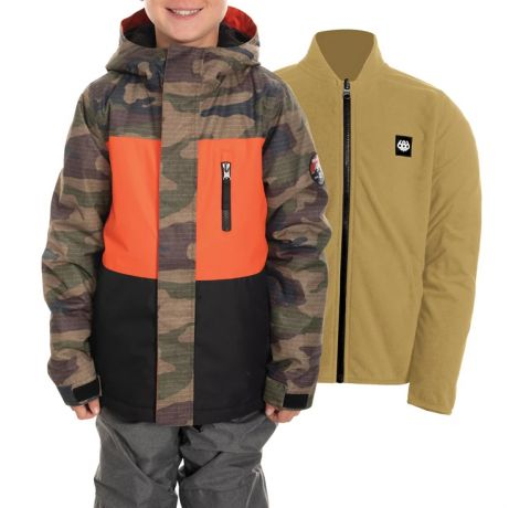686 Boys Smarty 3-in-1 Ins Jacket
