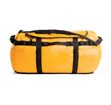 The North Face Base Camp Duffel Summit Gold XL