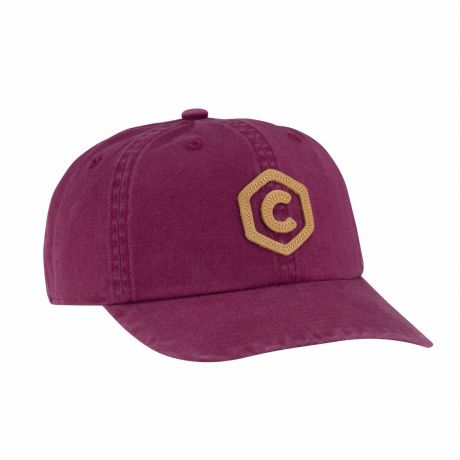 Coal The Colby Cap - Burgundy