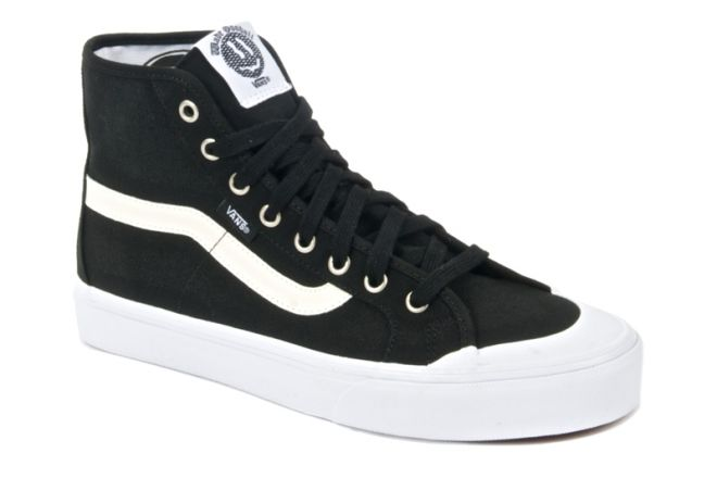 Vans Black Ball Hi