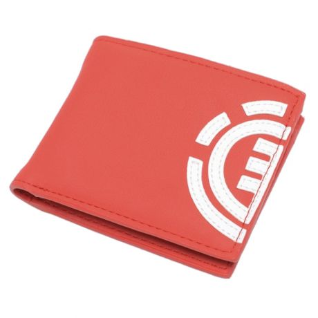Element Daily Wallet - Fire Red