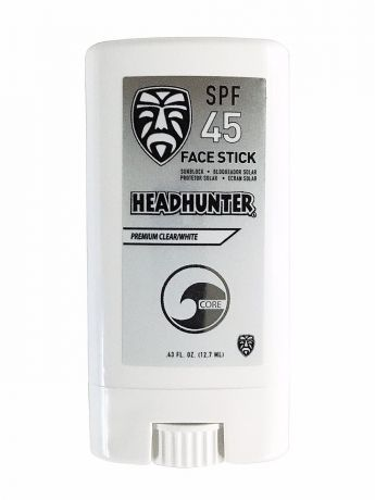 Headhunter Face Stick SPF 45 - Clear