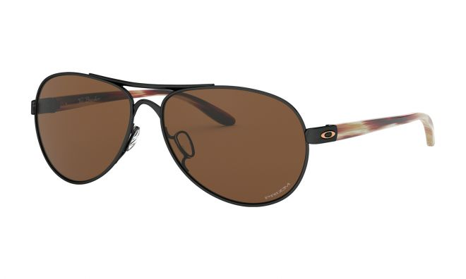 Oakley Wms Tie Breaker - Polish Black/Prizm Tungsten