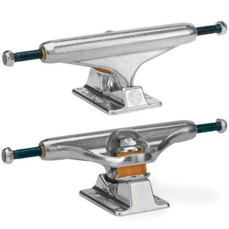 Independent Forged Titanium Trucks 169 Silver 2PK