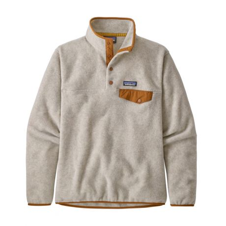 Patagonia Wms [Lightweight] Synch Snap-T Fleece