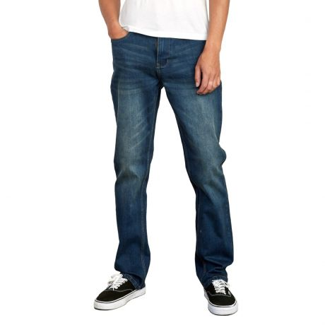 RVCA Weekend Straight Jeans