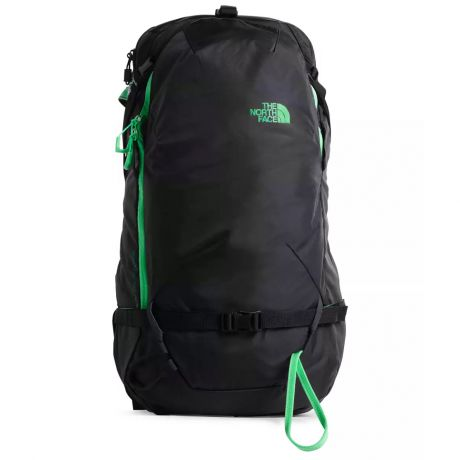 The North Face Snomad Pack [23L] - Weathered Black/Chlorophyll Green