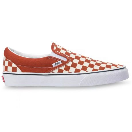 Vans Wms Classic Slip-On Checkerboard